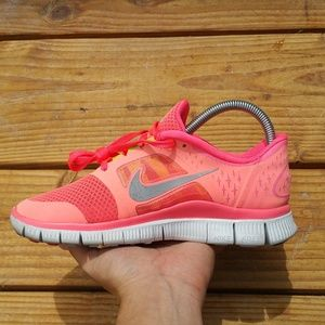 Nike Shoes - Nike Free Run+ 3 Athletic Running Walking Sneakers